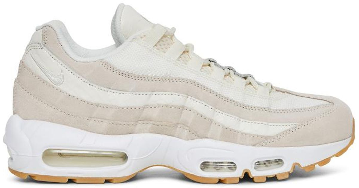 official photos 3525c ac716 Nike Multicolor Nike Air Max 95 Premium Sail/desert Sand for men