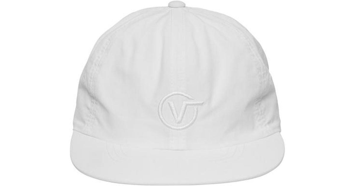 fcb6f0dbd58 Lyst - Vans Lqqk Jockey Hat in White for Men