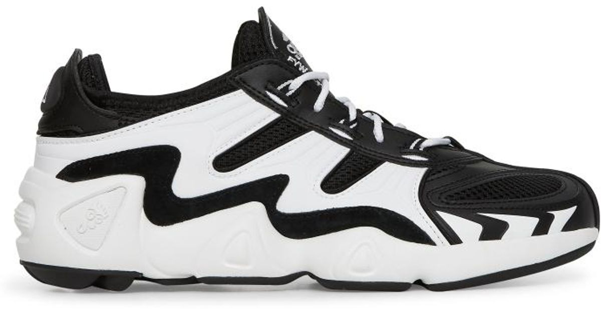 c637c4b1cfa61 Lyst - adidas Originals Fyw S-97 Sneakers in Black for Men