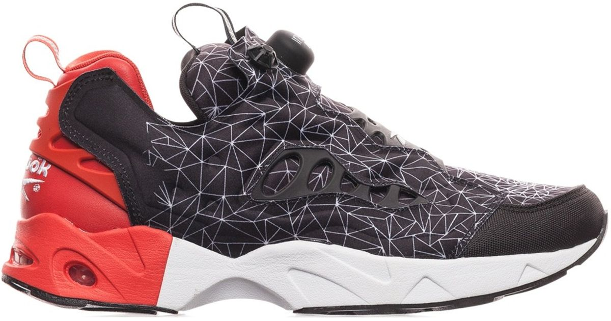 e9ab761aca657 Reebok Instapump Fury Road  chinese New Year  Sneakers in Red for Men - Lyst