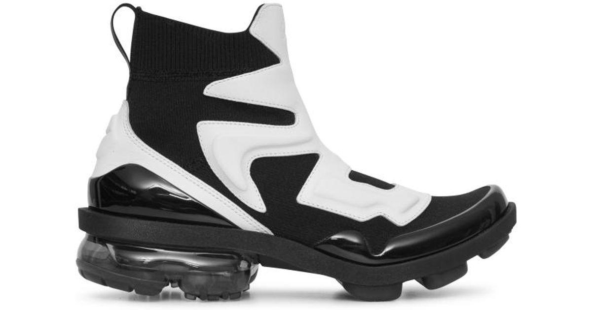 c5d85c08bba5c Nike Wmns Air Vapormax Light Ii Sneakers in Black - Lyst