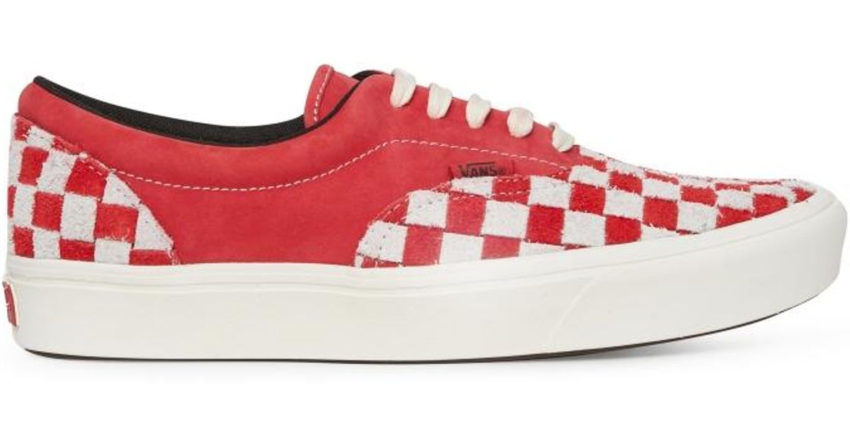 e854c810ea0 Vans Anaheim Factory Authentic Comfycush Era Lx Sneakers in Red for Men -  Lyst