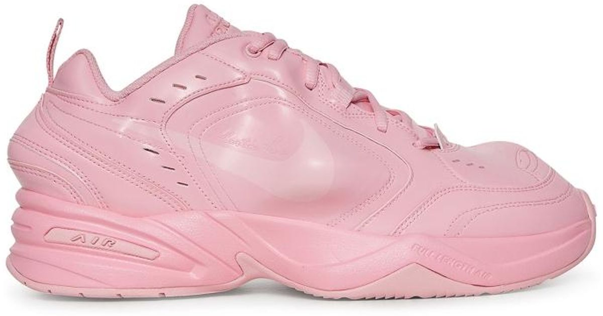Nike Martine Rose Air Monarch Iv Sneakers in Pink - Lyst 63bad14b5