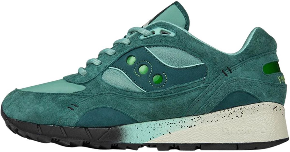 buy popular f2174 20f74 Saucony Green Shadow 6000 X Feature for men