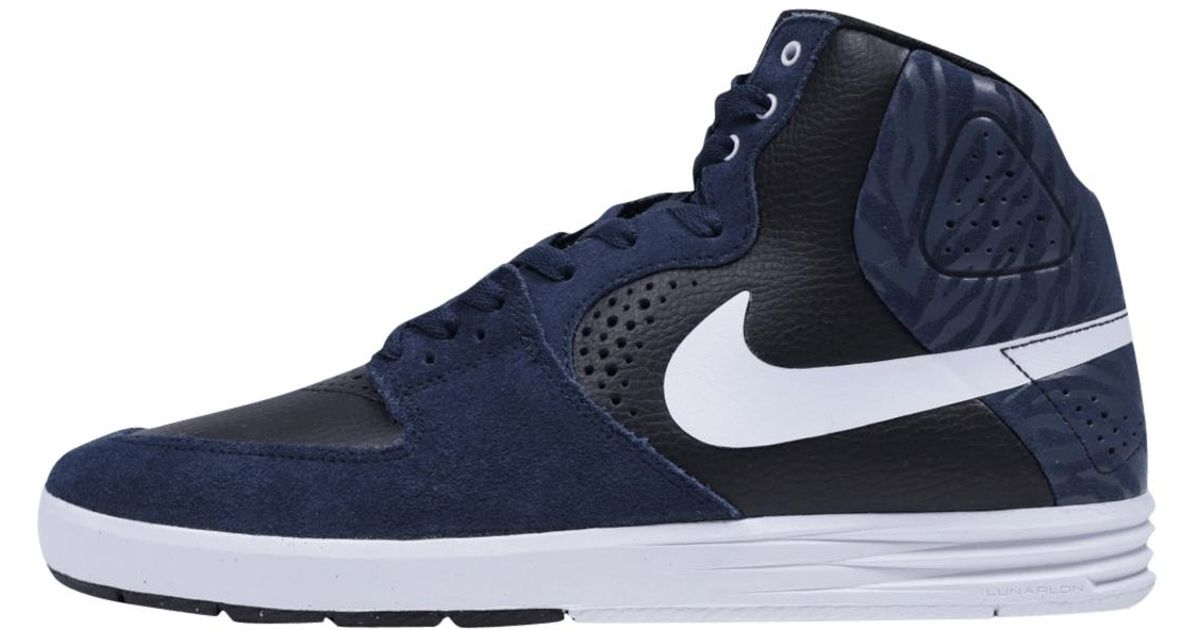 quality design c6f64 358dc Lyst - Nike Paul Rodriguez 7 High Armory in Blue for Men