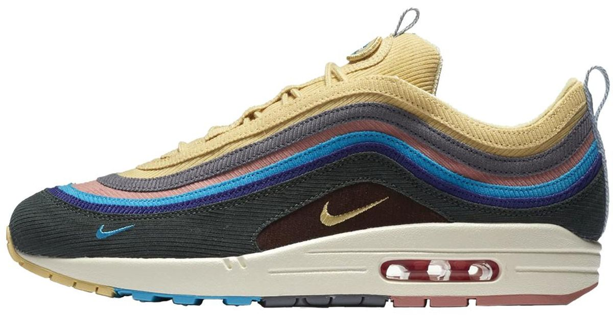 Nike Blue Air Max 197 Vf Sean Wotherspoon for men