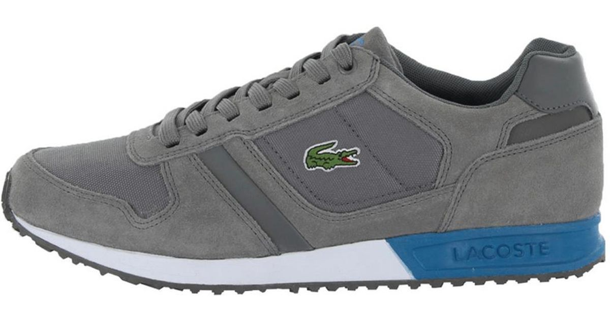 73ee3d13e Lyst - Lacoste Vauban Pag in Gray for Men