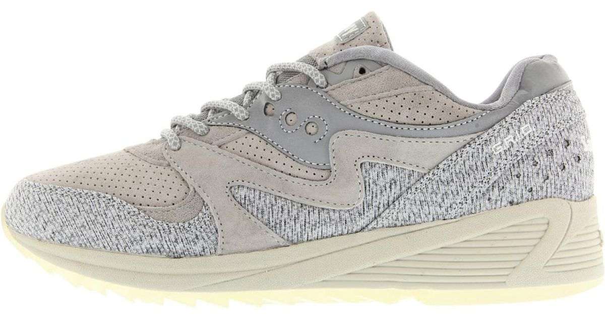 92877a4b8fca Lyst - Saucony Grid 8000 Dirty Snow Ii in Gray for Men