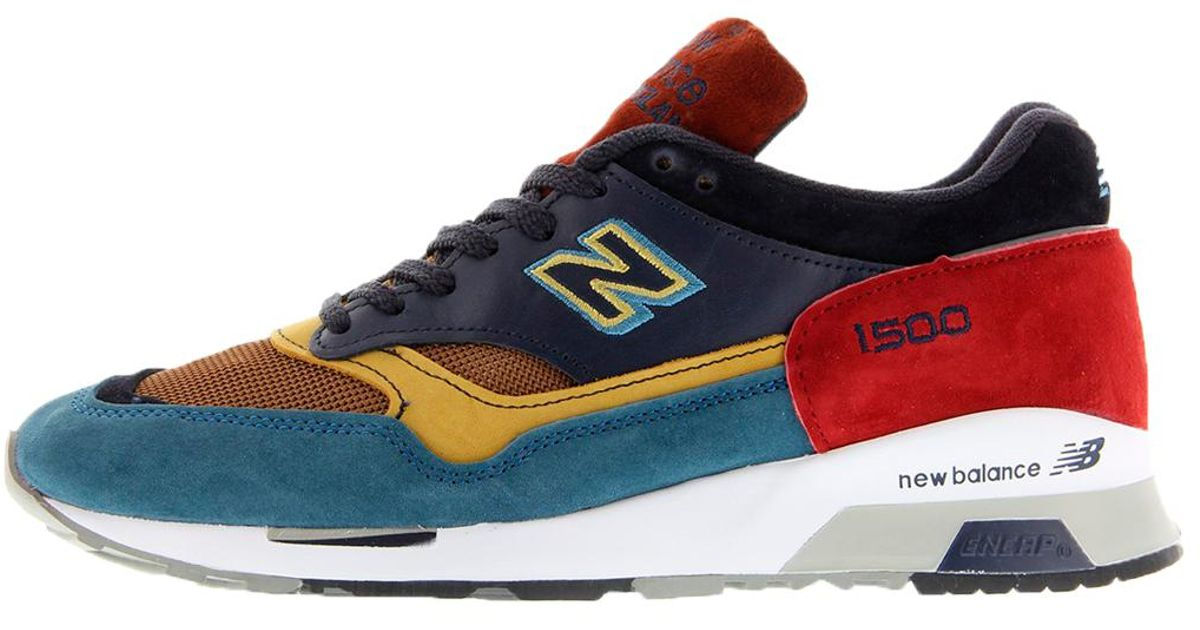 competitive price ad1b0 5a18d New Balance 1500 Yp in Blue for Men - Lyst