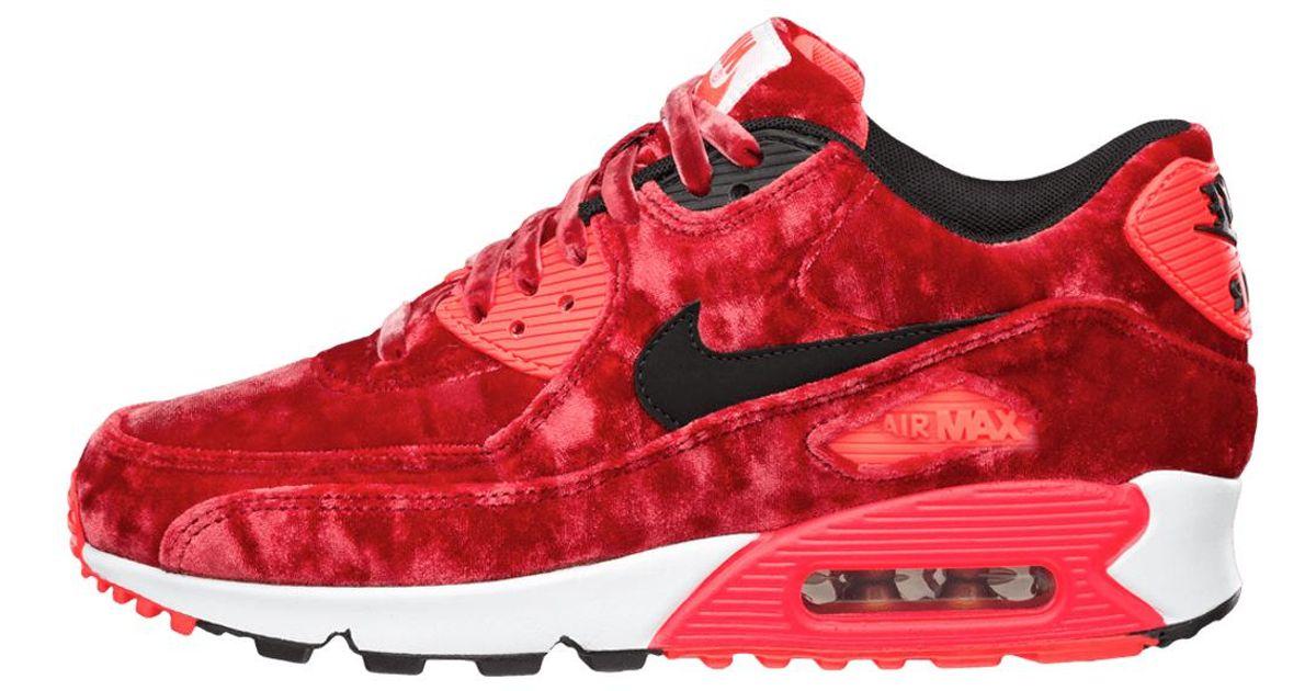 Nike Red Air Max 90 25th Anniversary