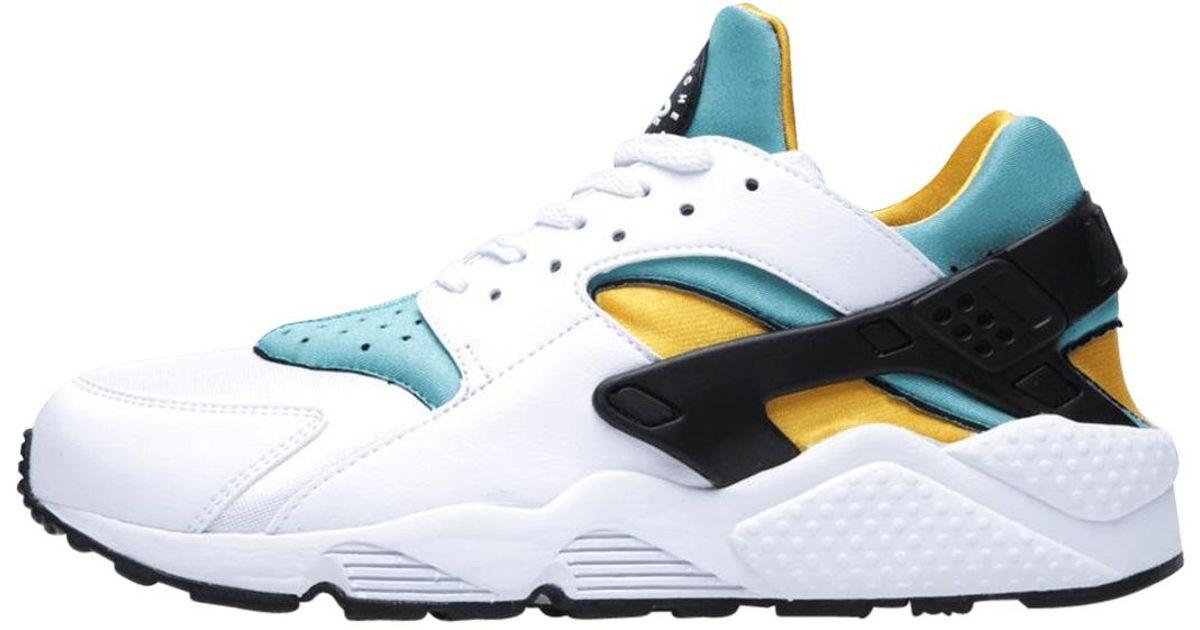 save off c47ed 57666 Nike Blue Air Huarache Og Qs