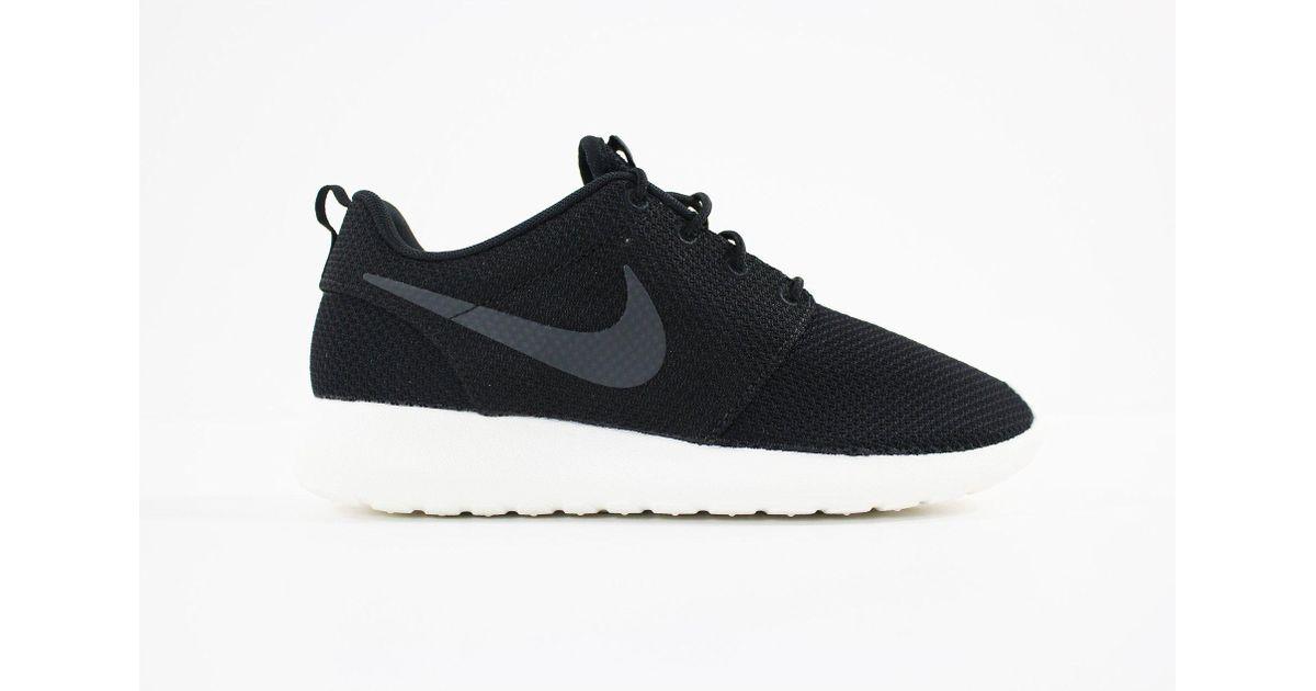 huge selection of 00767 8a7b4 Lyst - Nike Men s Roshe One Shoe 511881-010 in Black for Men