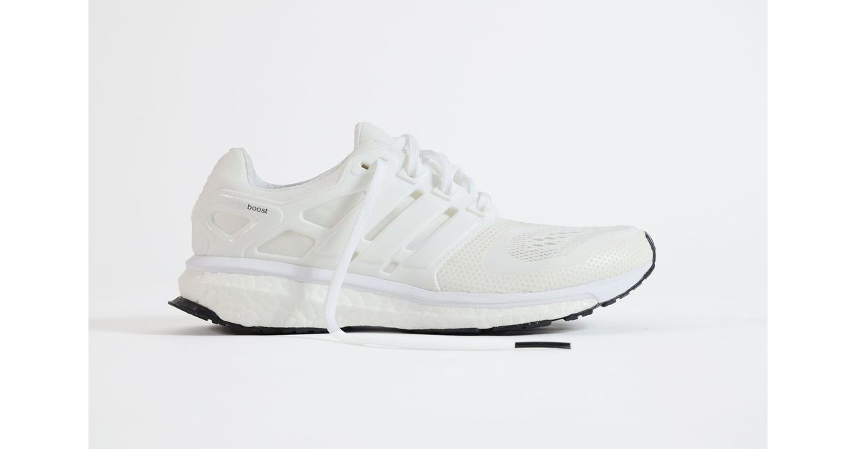 huge selection of 600bb c7ead Lyst - Adidas Energy Boost Esm Women in White