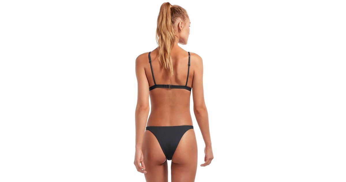 1662490a8c Lyst - Vitamin A Swim Carmen Bottom In Palmera Ecolux in Black