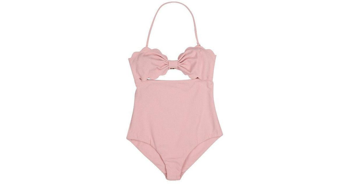 dc91d805c3b Lyst - Marysia Swim Antibes Maillot In Rose in Pink