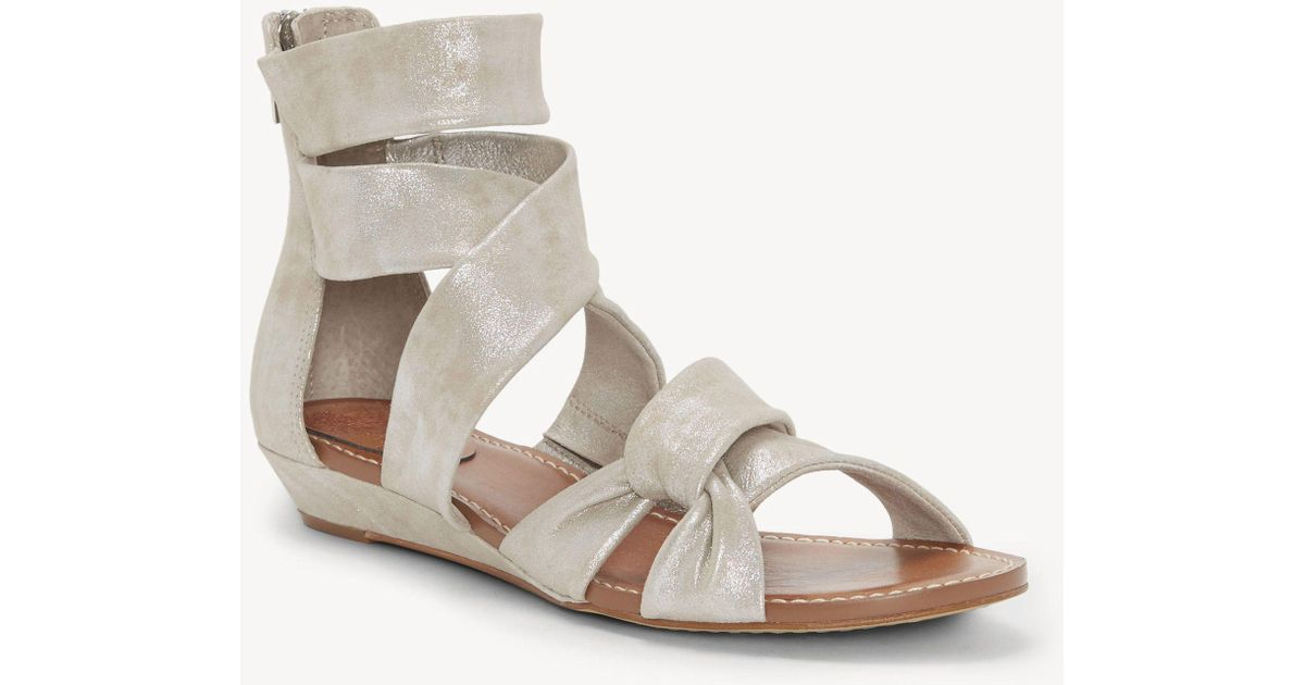Vince Camuto Leather Seevina Strappy