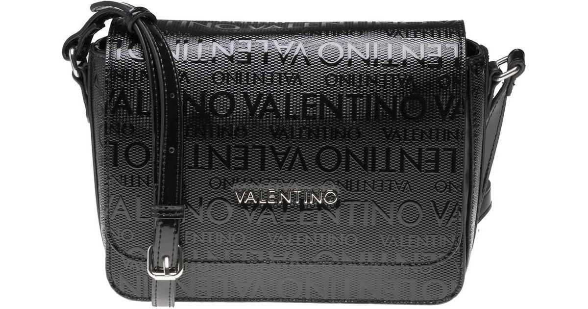 74de3de5760b Valentino By Mario Valentino Serenity Handbag in Black - Lyst
