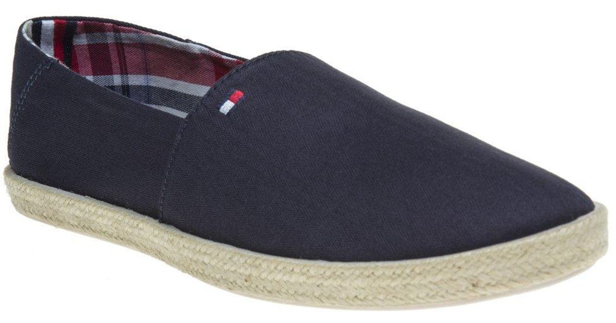 3bade462407 Tommy Hilfiger Granada Shoes in Blue for Men - Lyst