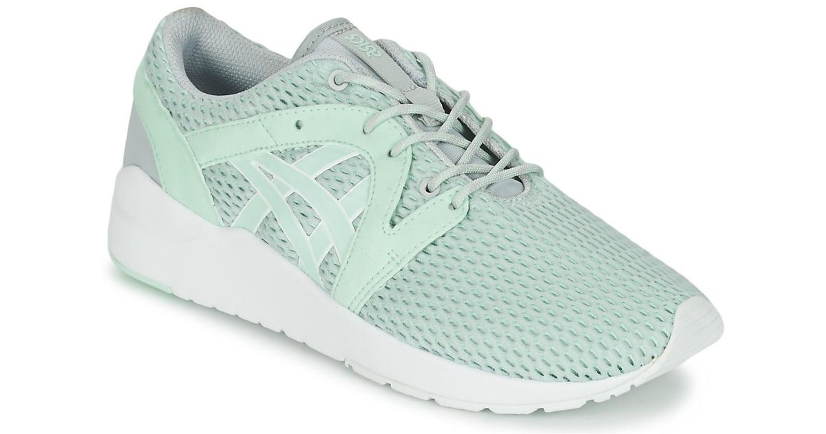 official photos cebaf f5e30 Asics - Gel-lyte Komachi W Women's Shoes (trainers) In Green - Lyst