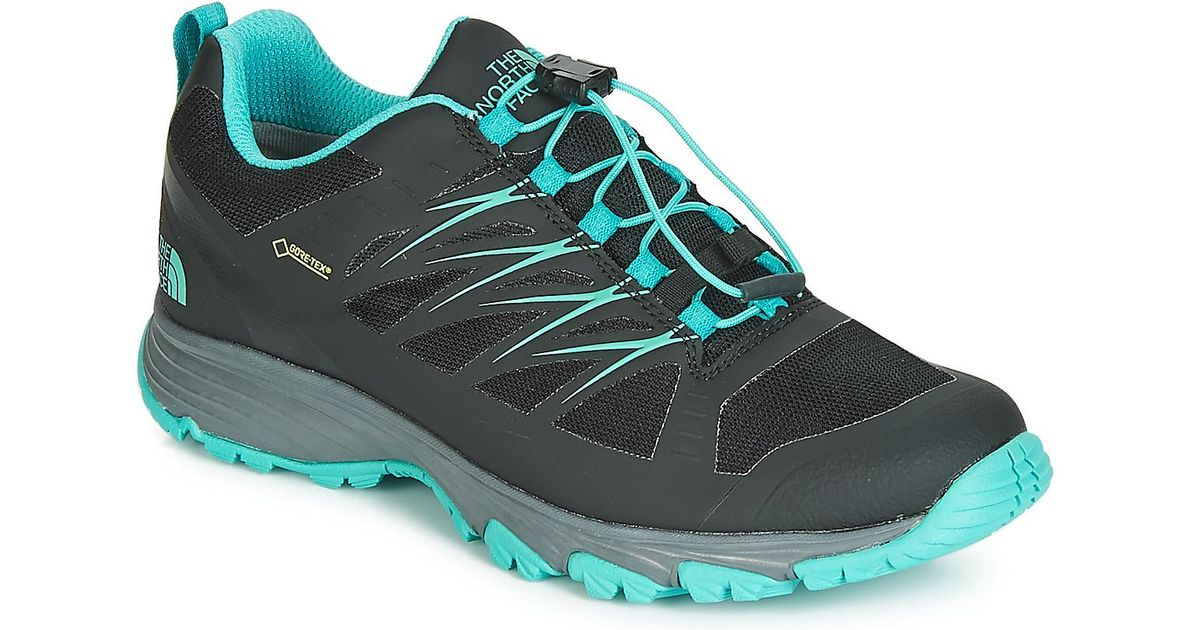 3873bcd7b The North Face Black Venture Fastlace Gtx Running Trainers