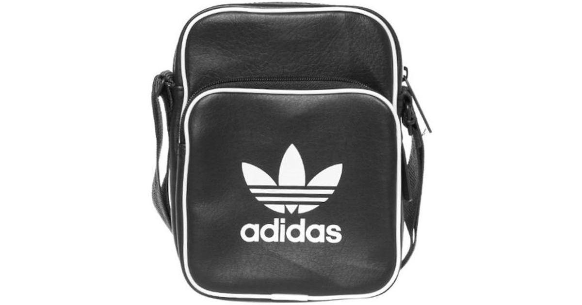 adidas Mini Bag Classic Men s Shoulder Bag In Black in Black for Men - Lyst 619e04db65
