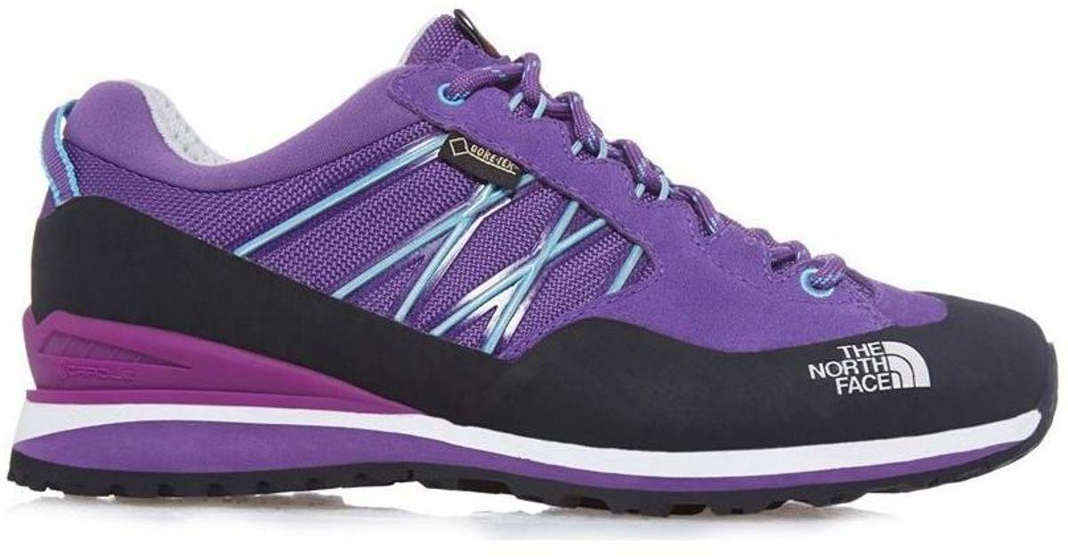 bdae9b5b7 The North Face Verto Plasma Ii Gtx Womens Women's Walking Boots In Purple