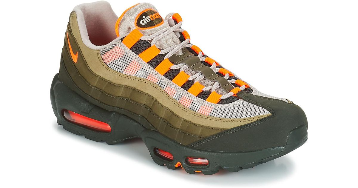 huge discount be2ed c7373 Nike Green Air Max 95 Og Shoes (trainers) for men