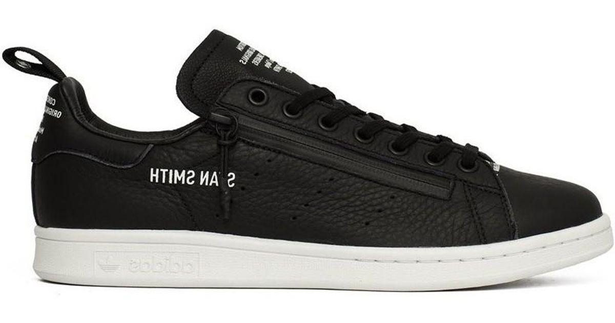 0d24fa3db77e Adidas Stan Smith Consortium X Mita Men s Shoes (trainers) In Black in Black  for Men - Lyst