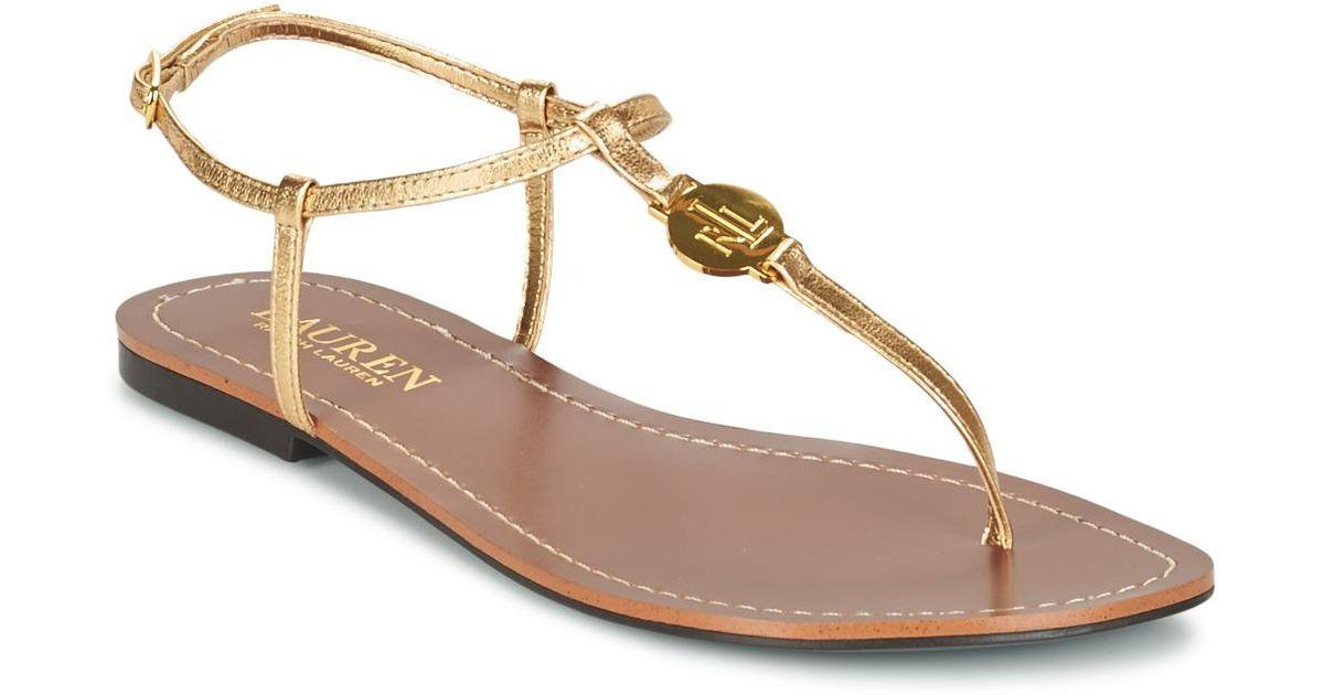Ralph Lauren Leather Aimon Women's