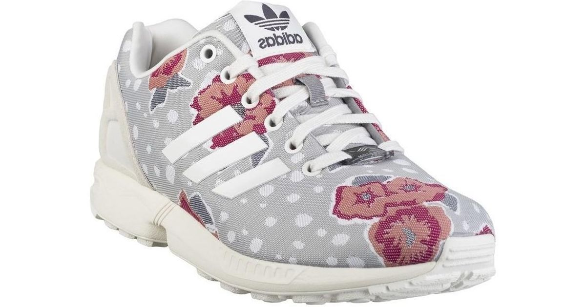 top design quality products many fashionable where to buy zx flux w schuhe lyserød 032f0 661bb