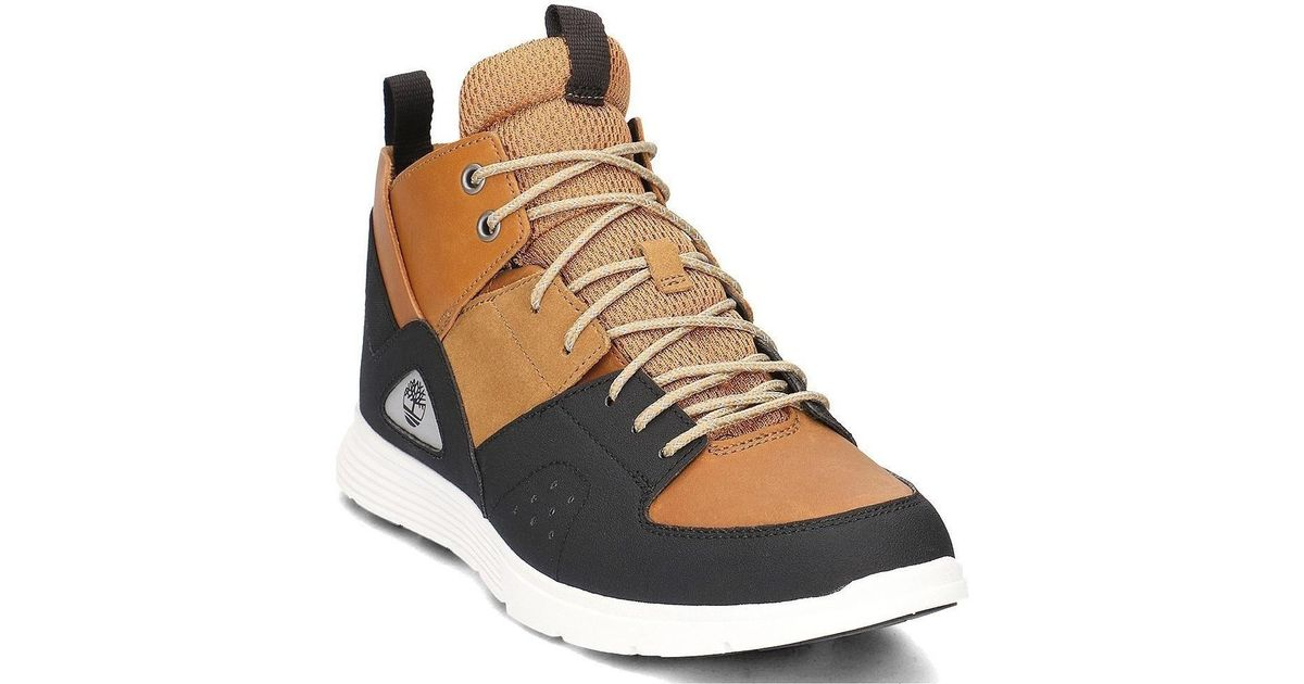 Timberland Killington Men's Shoes (high top Trainers) In Brown for men