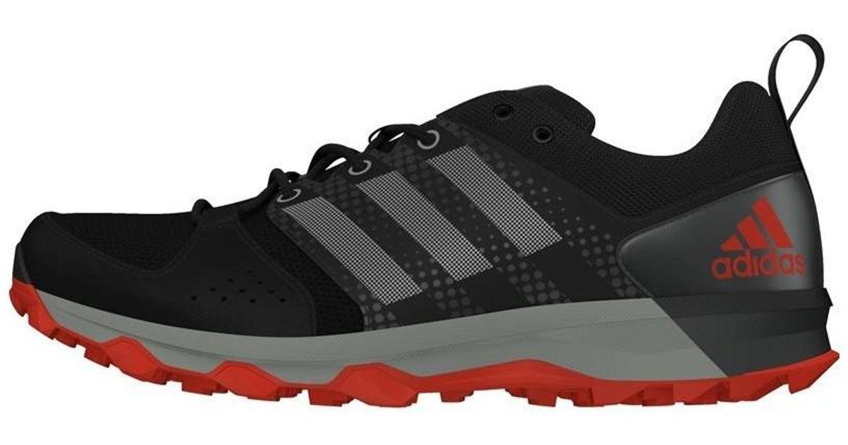 3eb0d92622e746 adidas Galaxy Trail Bb3482 Women s Running Trainers In Black in Black - Lyst