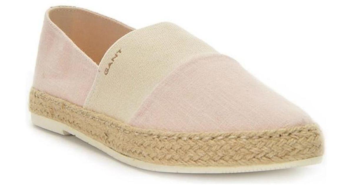 d35afed6c622 GANT Espadryle Krista Women's Espadrilles / Casual Shoes In Multicolour -  Lyst