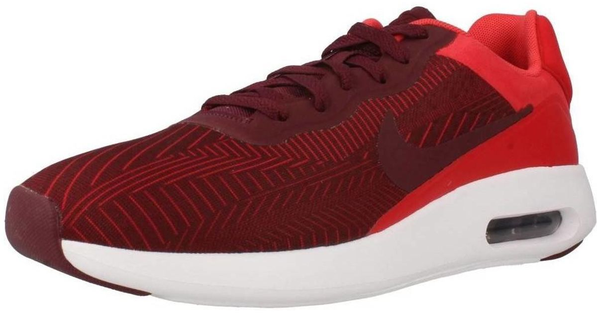 66c8821887528 ... release date nike air max modern gpx mens shoes trainers in red in red  for men