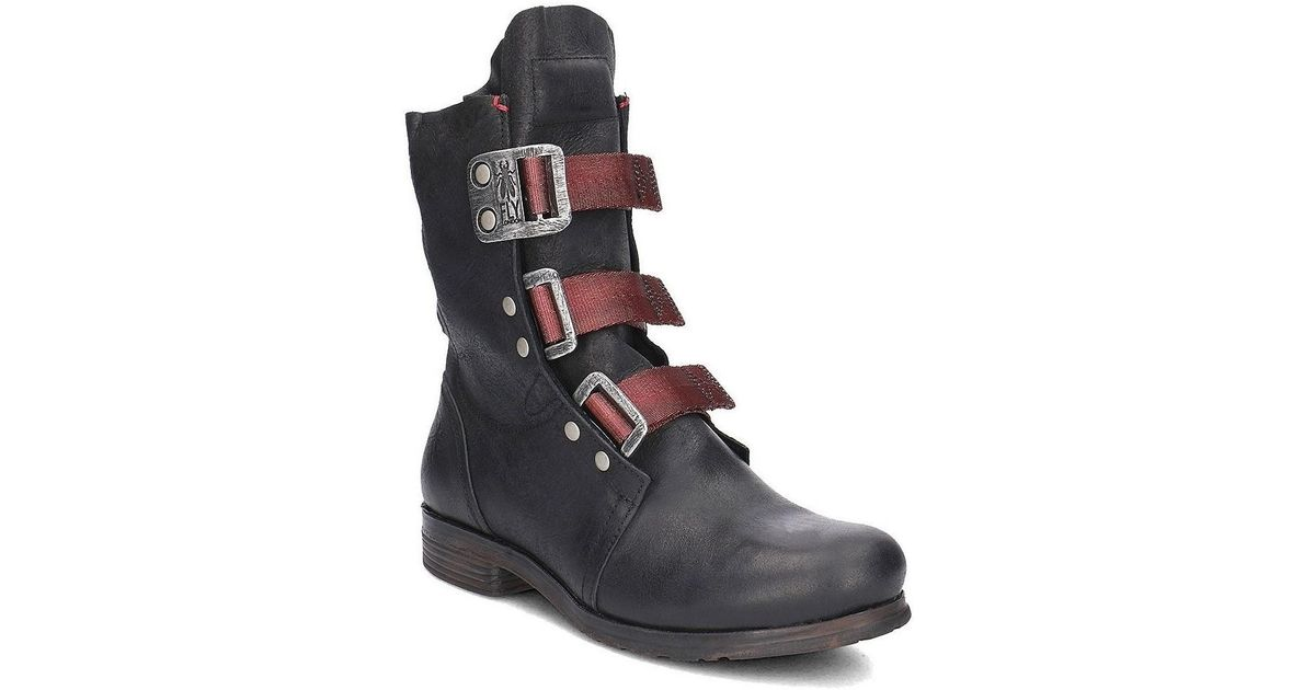 556bf98bc85a5 Fly London Sheen Men s Mid Boots In Black in Black for Men - Lyst