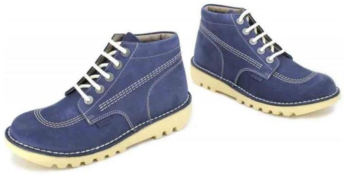 Desert Boots Fille Kickers Neorallye