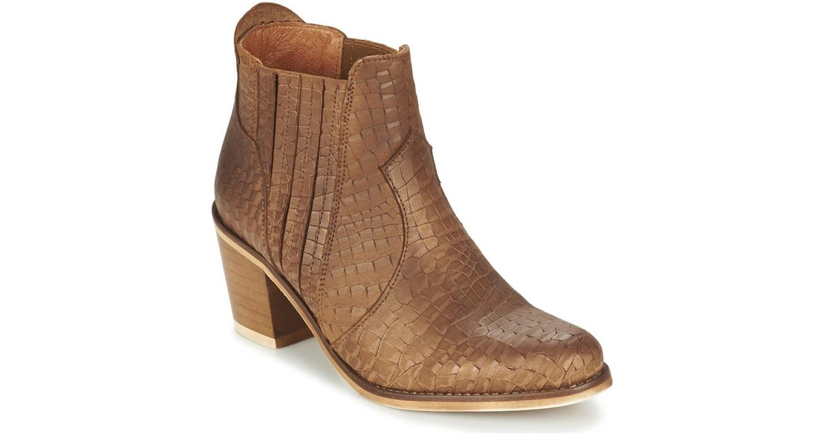 Coqueterra SHEILA women's Low Ankle Boots in Outlet Order Online KWoTPOyP
