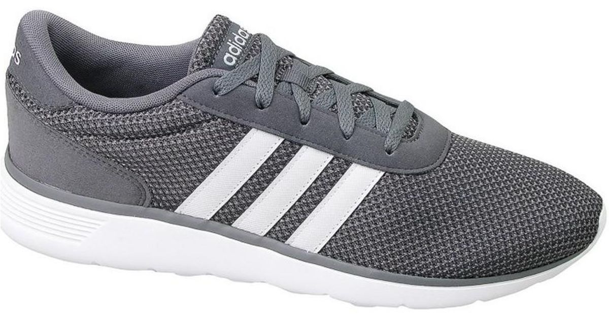 huge discount f4820 dfcd4 adidas Lite Racer Mens Shoes (trainers) In White in White for Men - Lyst