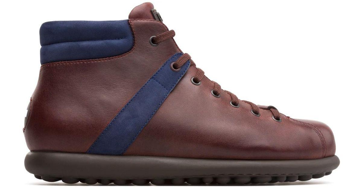 Lyst En 003 Homme Pour Chaussures Hommes Rouge Pelotas K300232 Camper IgYb6yf7v
