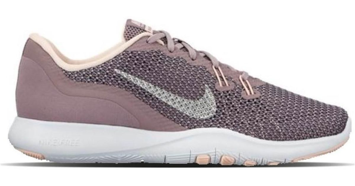 Nike Flex Tr 7 Bionic 917713 200 Women s Shoes (trainers) In Purple in  Purple - Lyst 95e78e499c41b
