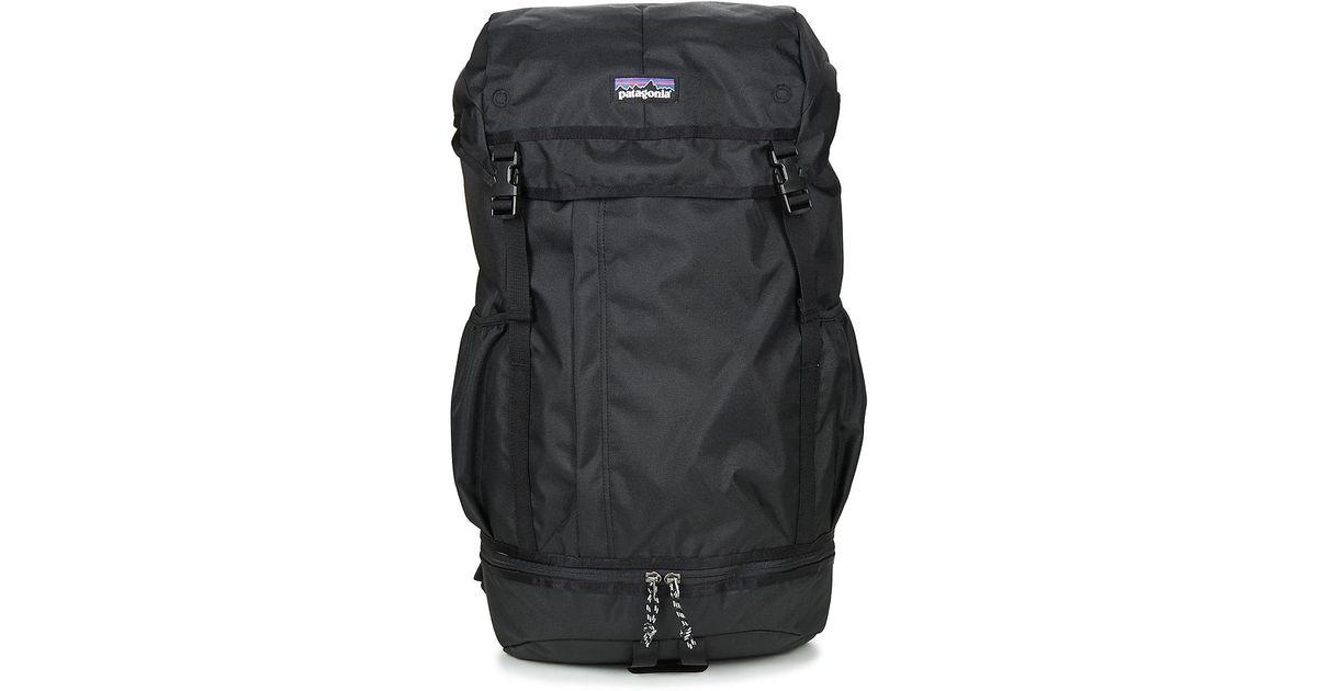 bb1fb57f2e Patagonia Arbor Grande Pack 28l Men s Backpack In Black in Black for Men -  Lyst