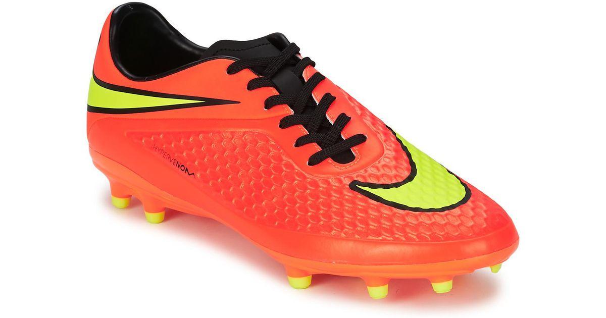 moins cher 520d8 d8ae3 Nike Hypervenom Phelon Fg Men's Football Boots In Orange for men