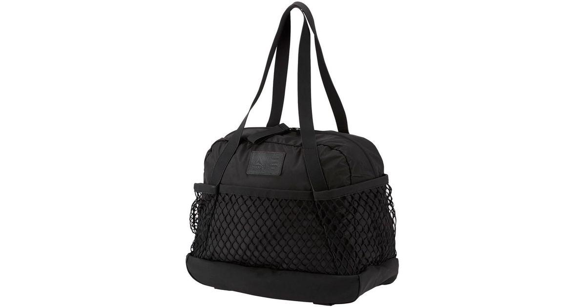 Reebok Premium Pinnacle Grip Bag Women s Sports Bag In Multicolour in Black  - Lyst a7b7f5627b588