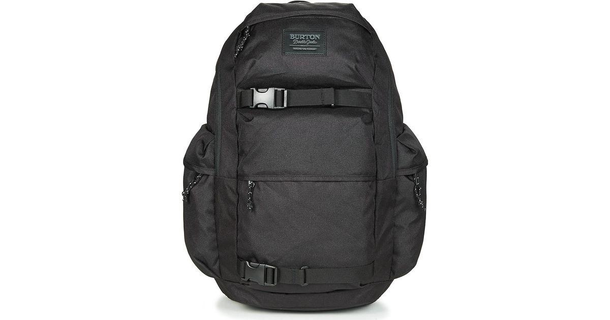 f4bb9a062c7 Burton Kilo Pack 27l Men s Backpack In Black in Black for Men - Lyst