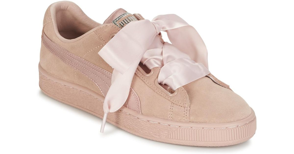 Puma W SUEDE HEART EP women's Shoes (Trainers) in Recommend Cheap Price Perfect bautSV