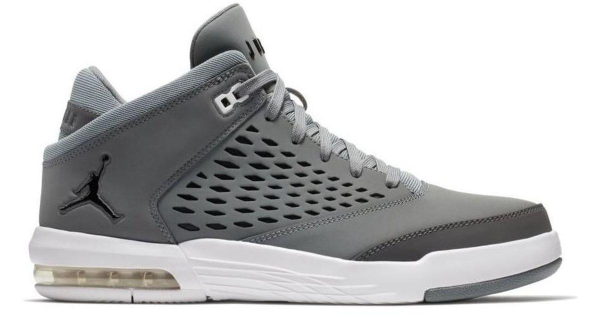 16fd26873dd Nike Air Jordan Flight Origin 4 Men's Basketball Trainers (shoes) In  Multicolour in Gray for Men - Lyst
