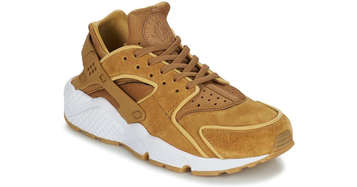 Nike Air Huarache Run SD W Schuhe Braun für Damen