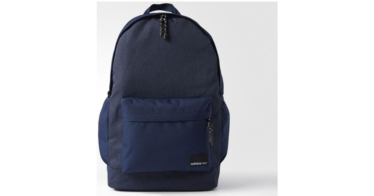 adidas Bp Daily Xl Women s Backpack In Multicolour in Blue for Men - Lyst 558246eecf