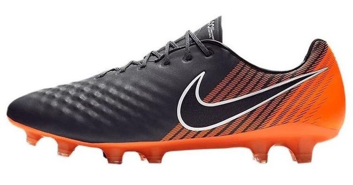 la meilleure attitude 897ee 1e77d Nike Magista Obra 2 Elite Fg Fast Af Men's Football Boots In Orange for men