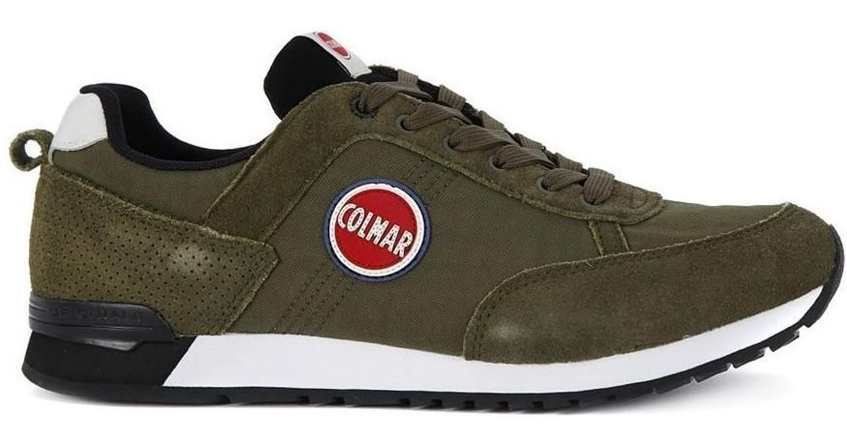 9a0a4cdd2e Colmar - Travis Colors 018 Men's Shoes (trainers) In Brown for Men - Lyst
